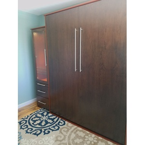 Scape Murphy Bed style with 2 tone finish