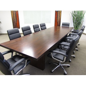 Professional Conference Table in Mahogany wood