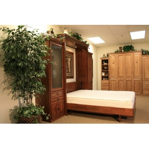 Harmony Wallbed in St. George Showroom open