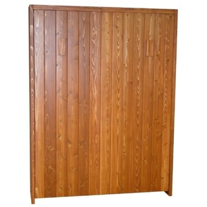 Cedar Tongue and Groove Wallbed