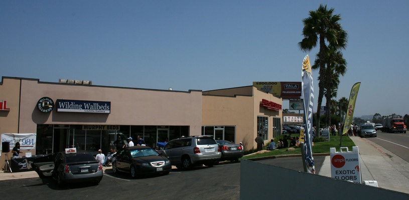 San Diego, California Showroom