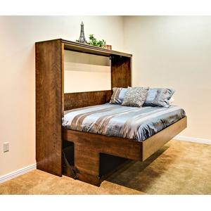 Custom Venetian style Murphy Desk Bed