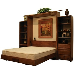 Edge Queen Murphy Bed Open