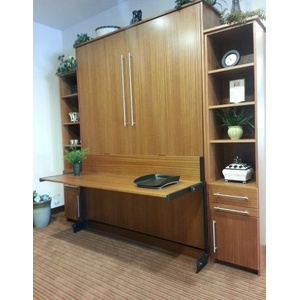 Scape style Murphy Bed with Studio Desk
