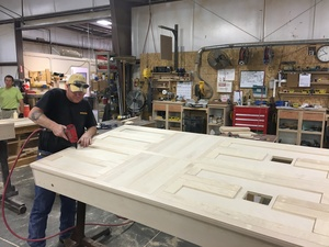 Constructing Wall Beds and Murphy Beds - Hide away beds