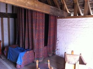 Southampton Medieval Merchant's Bed