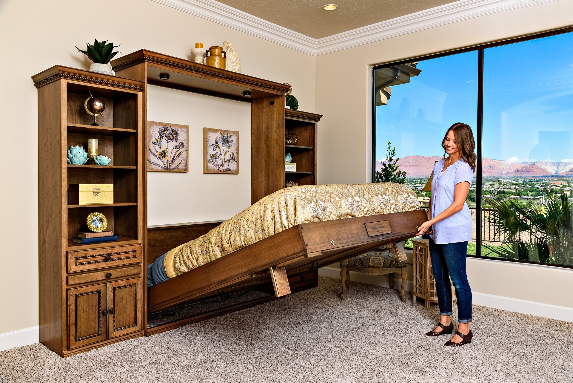 st george, utah wall beds and murphy beds | wilding wallbeds