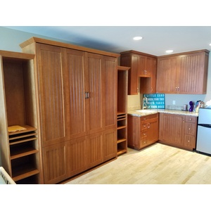 Newport style Murphy Bed cabinets