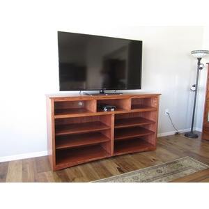 American Craftsman style TV Cabinet