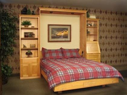 Brittany style Wall Bed