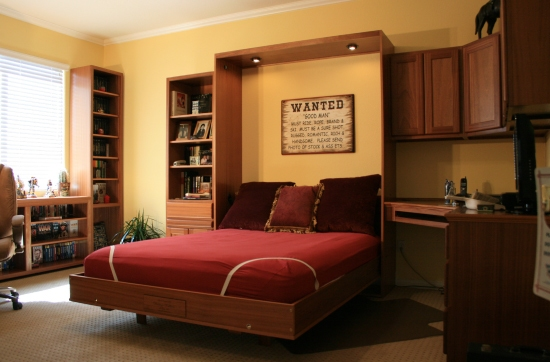 Chalet African Mahogany Office