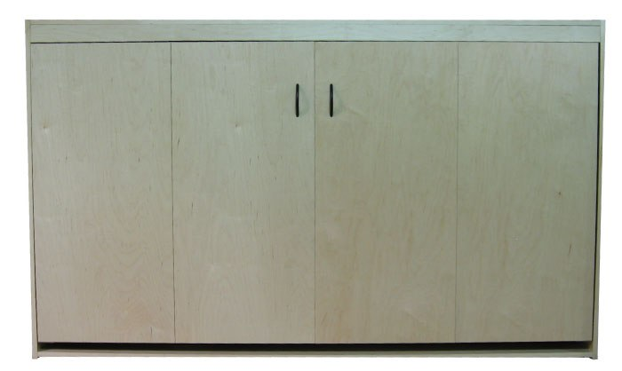 Side Mount Twin Murphy Bed In Side Mount Dakota Closed Murphy Bed Images Page