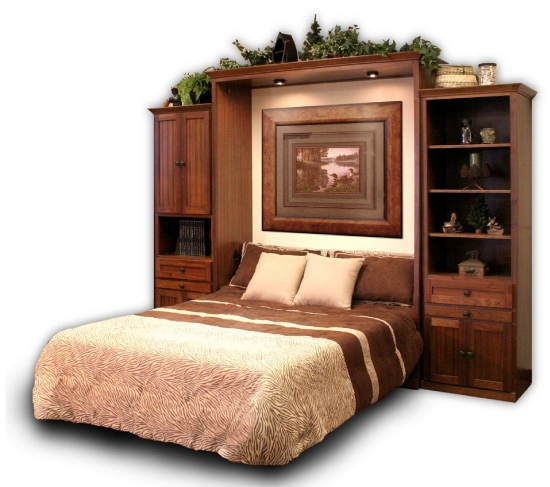 Hampton style Wall Bed