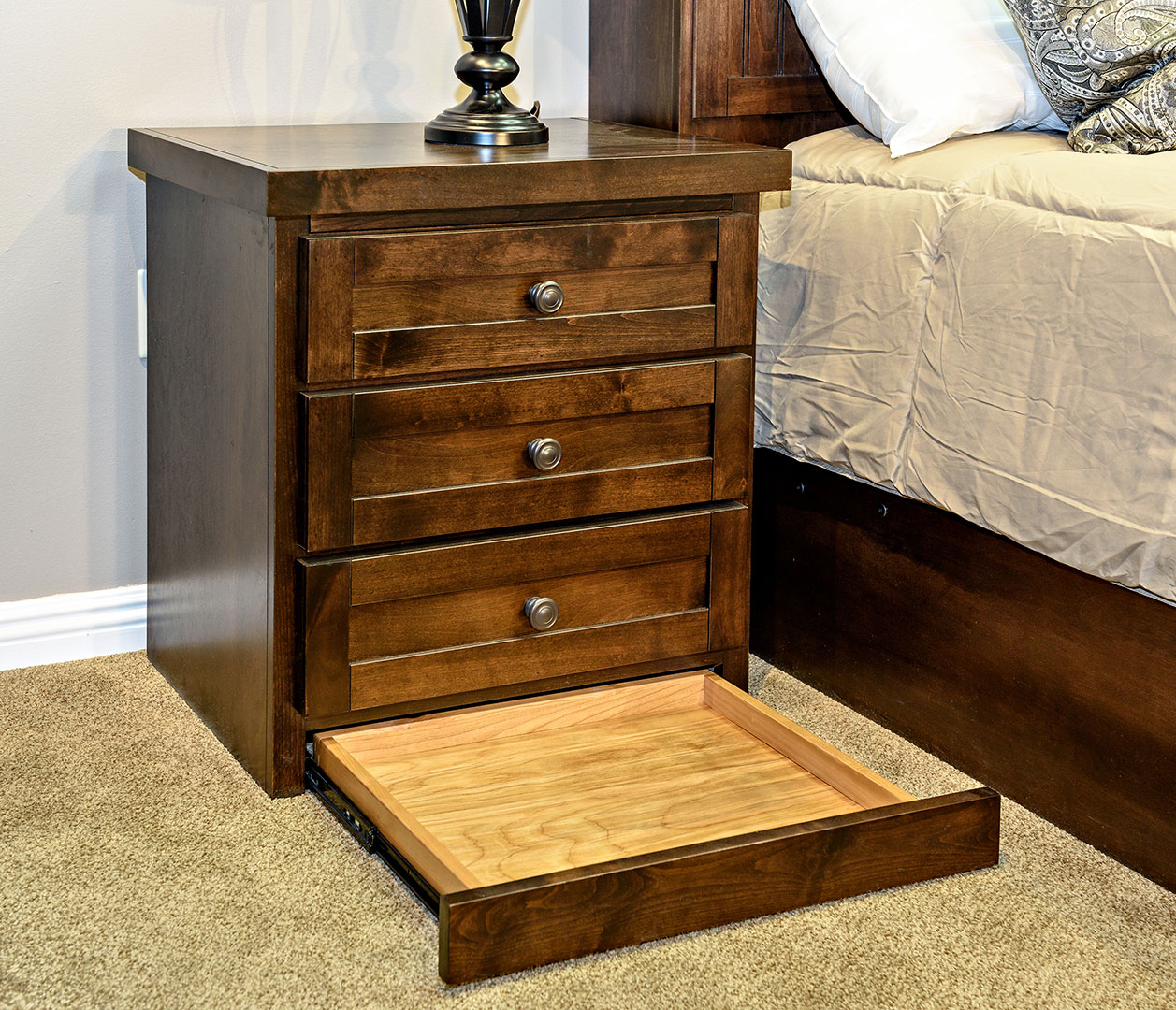 Hidden Storage Bed Images Page 1