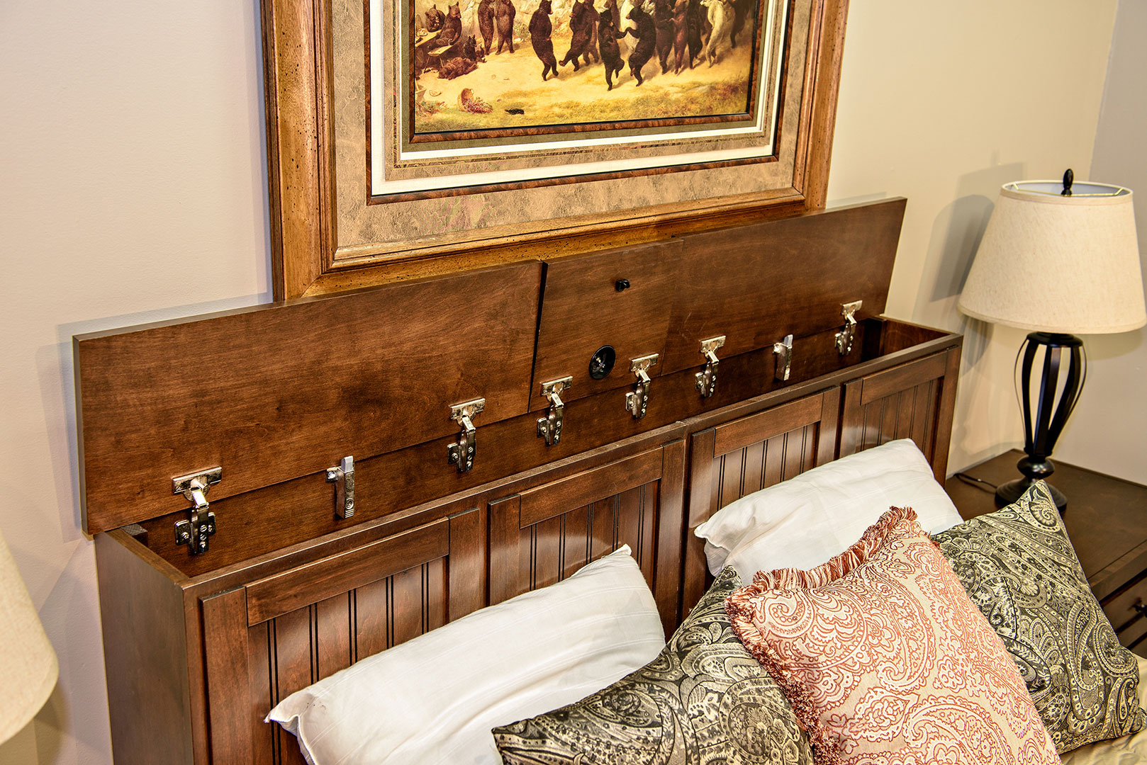 Storage Bed Wilding Wallbeds