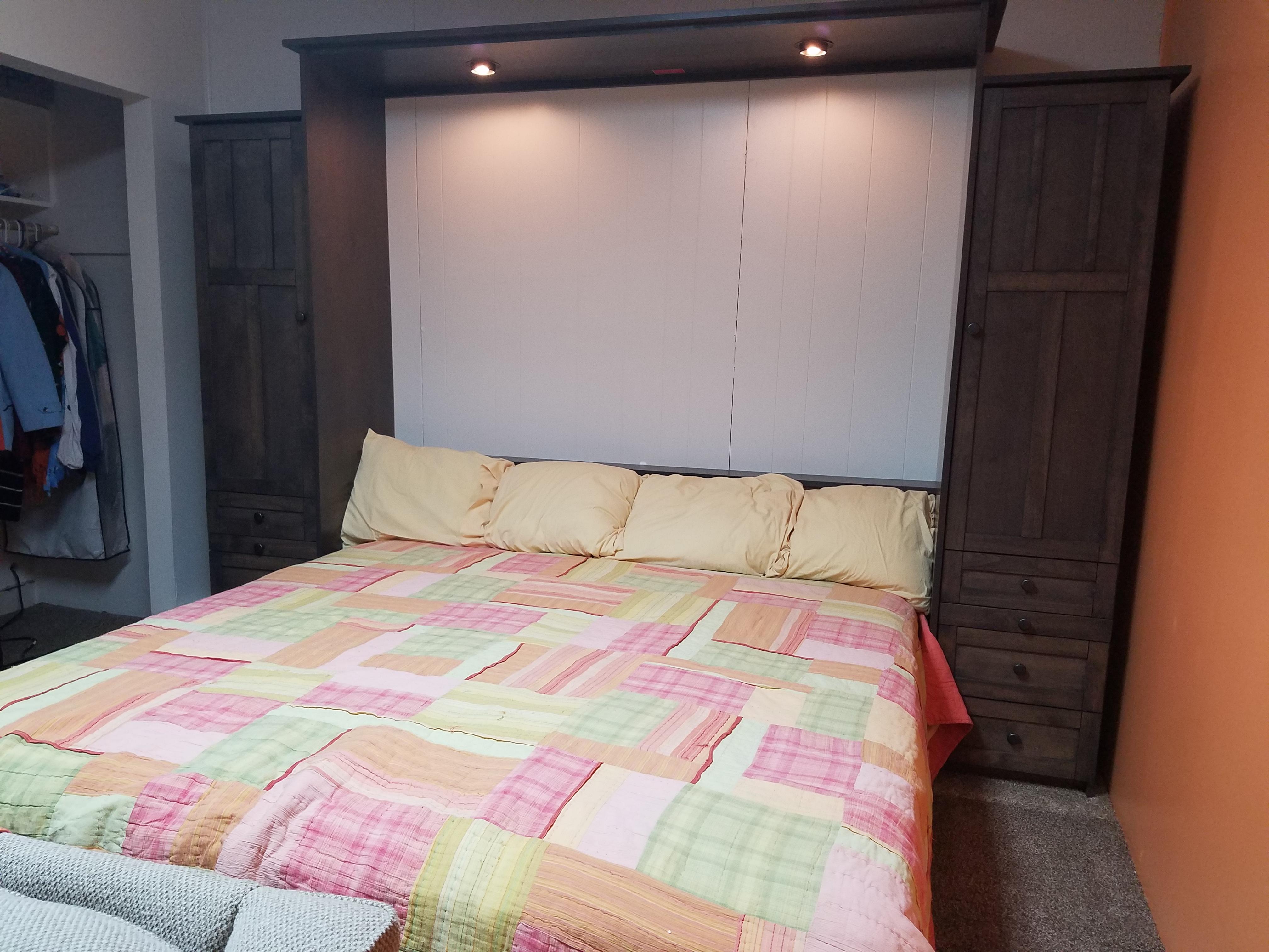 Park City style Murphy Bed