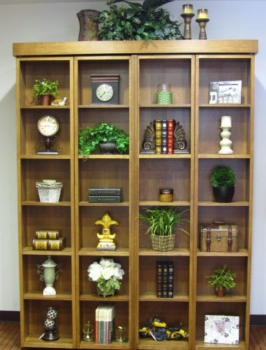 ... Bi Fold Bookcase Wallbed