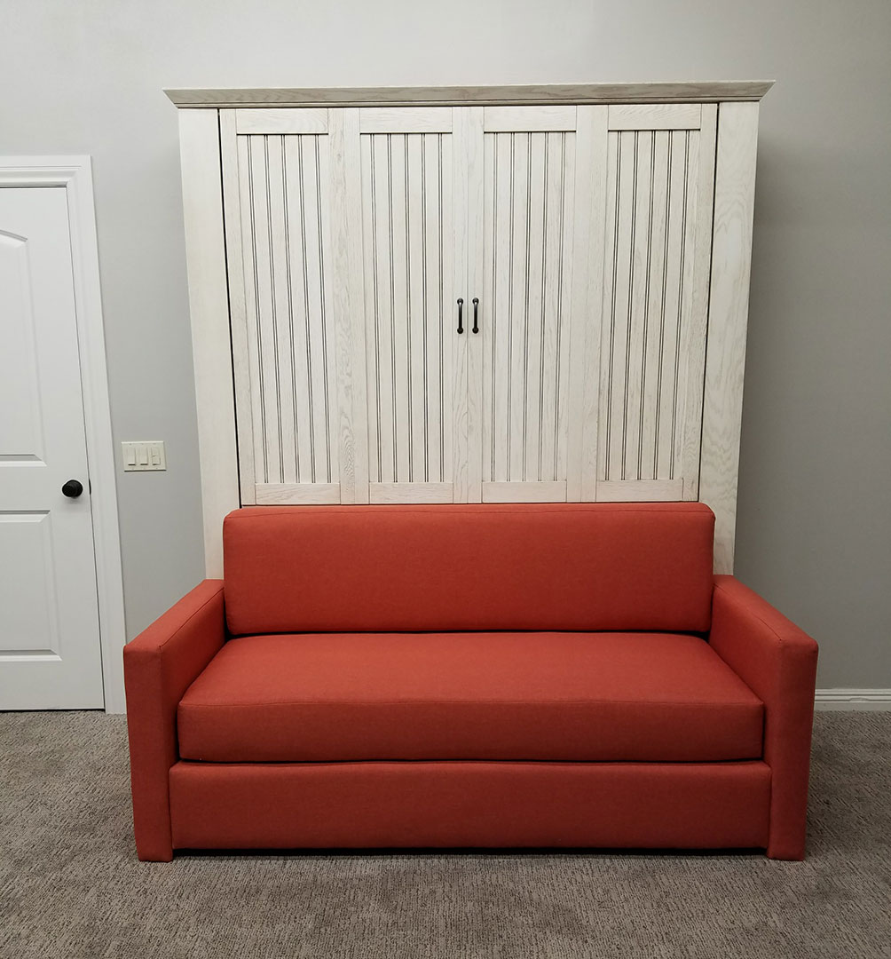 White Murphy Bed With Sofa : Sofa murphy bed images page
