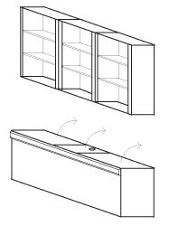 Storage Headboard