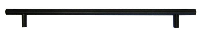 Flat Black handles