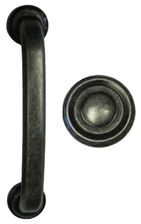 Swedish Iron handles