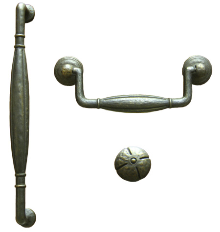 Ancient Bronze Handles