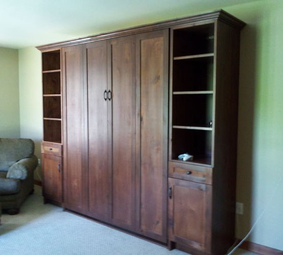 Murphy Bed Kit Murphy Bed Kit Wooden Queen Murphy Bed
