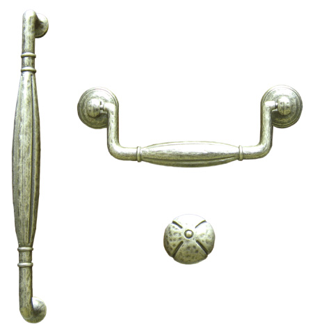 Vibra Nickel Handles
