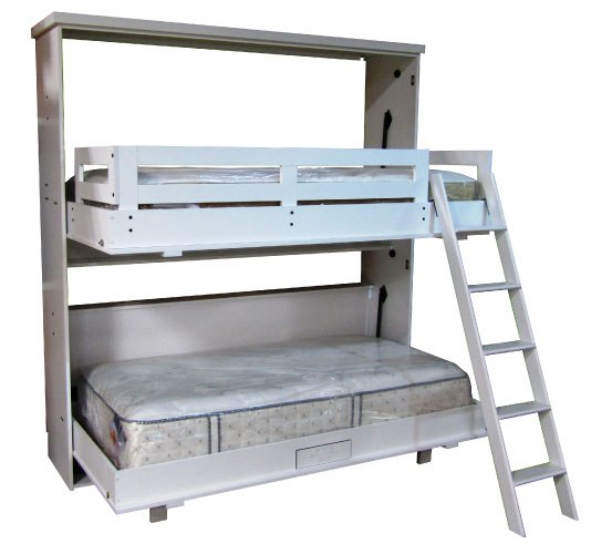 Murphy Bunk Beds: Wilding Wallbeds