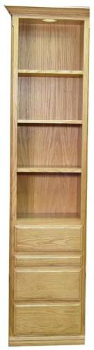Three Drawer Side Cabinet