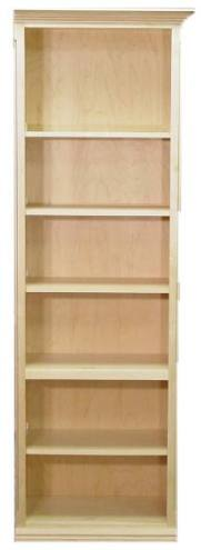 """24"""" Maple Bookcase with Natural finish"""