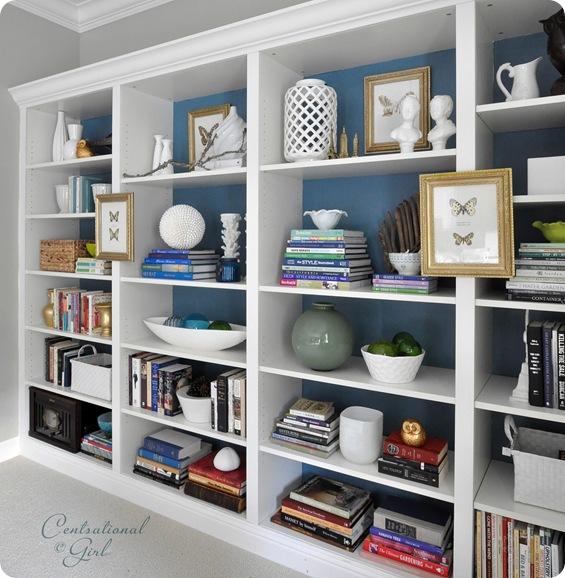 bookcase-decorating