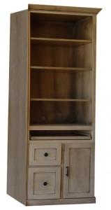 Hampton style Computer Cabinet