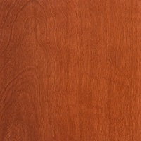 Crimson on Alder Wood