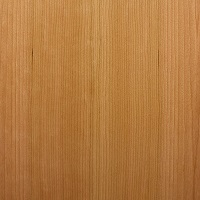 Natural finish on Cherry Wood