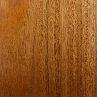 Natural finish on Mahogany Wood
