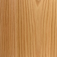 Natural finish on Oak wood