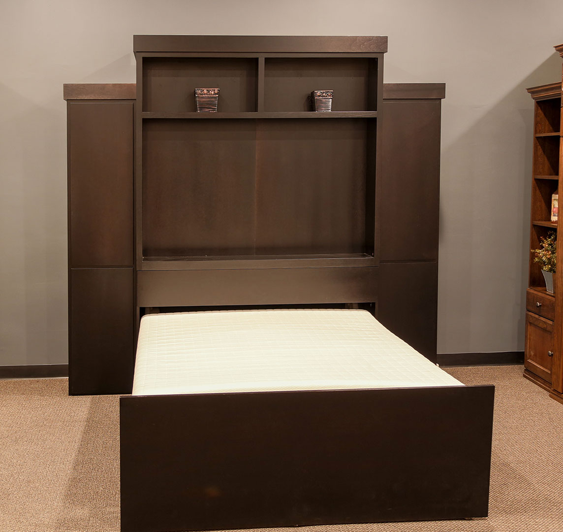 American Modern Power Wallbed