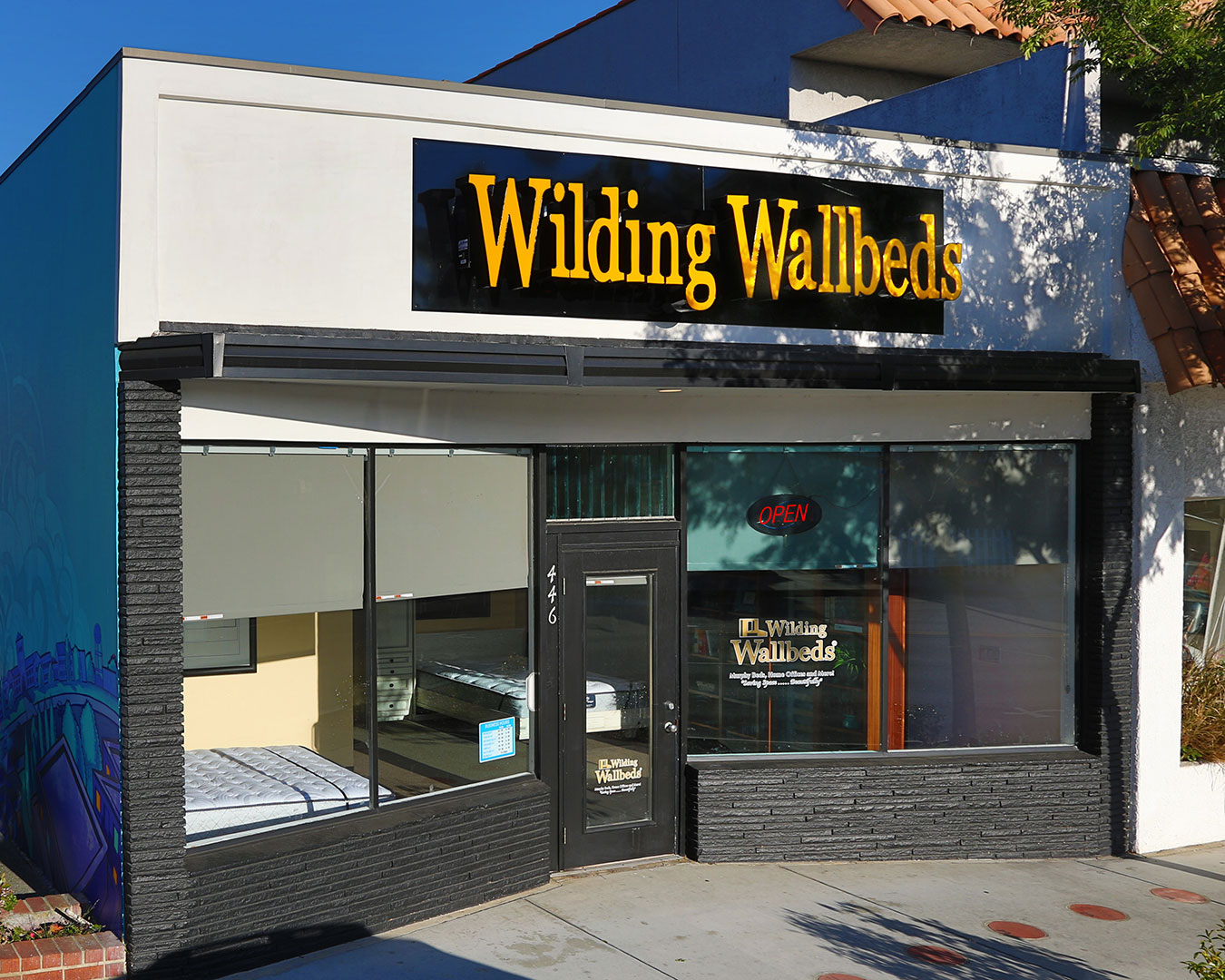 contact wilding wallbeds