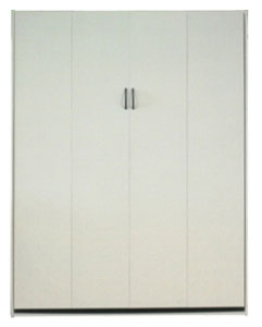 Melamine Dakota Murphy Bed