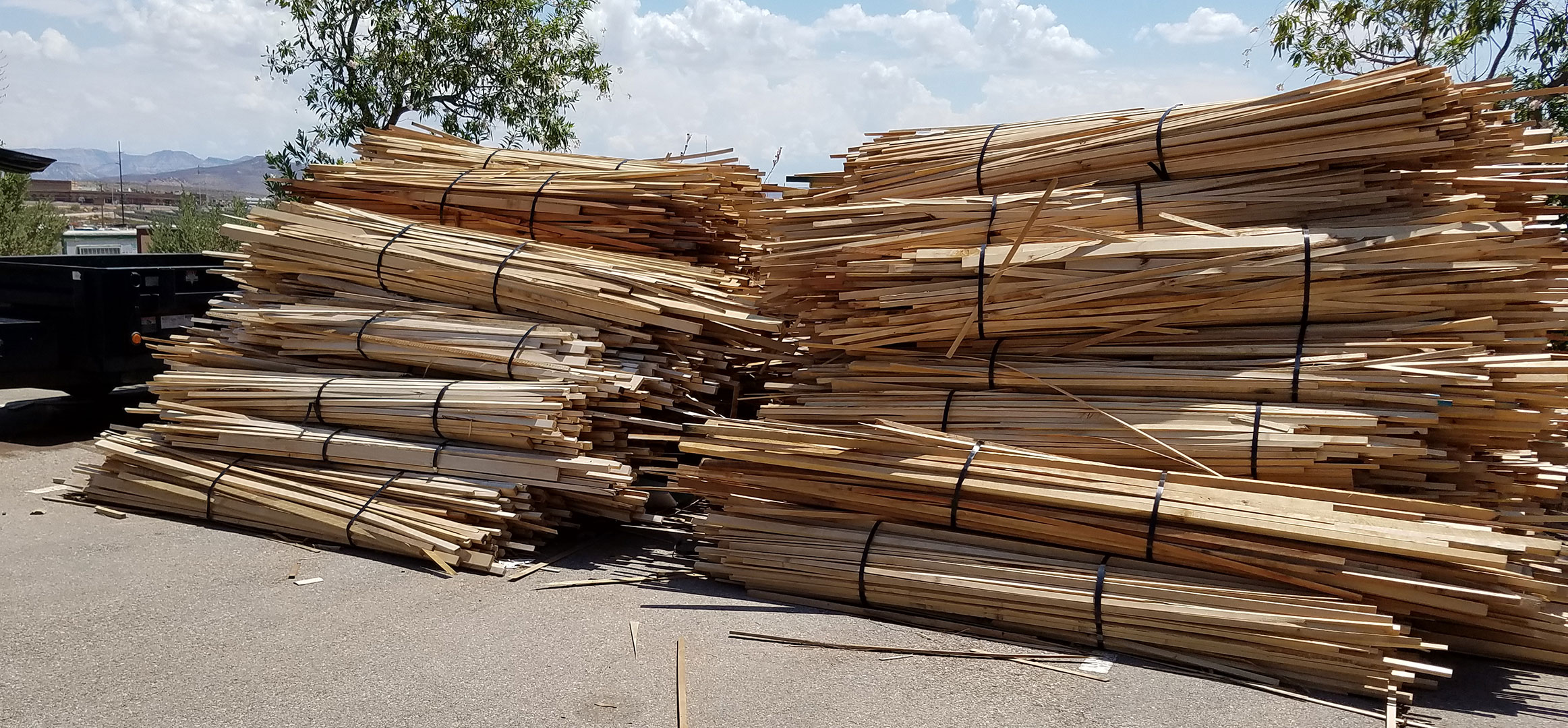 Hardwood to Recycle