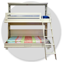 Bunk Wallbeds