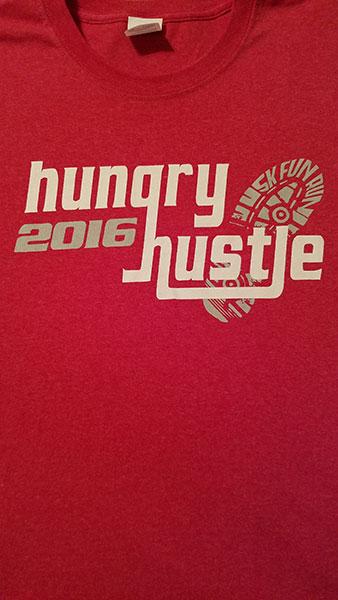 Hungry Hustle 5k
