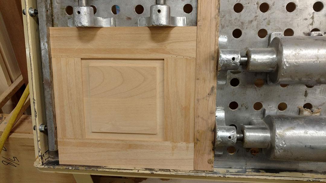 Door Clamping System