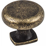 Antique Brass Knob