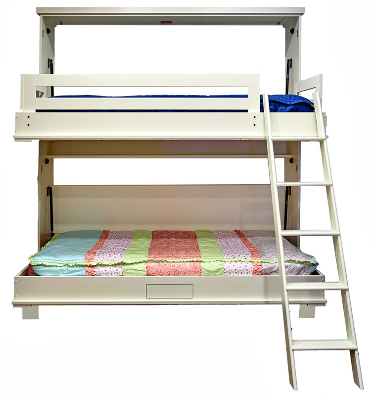 Wall Bed Bunk Bed