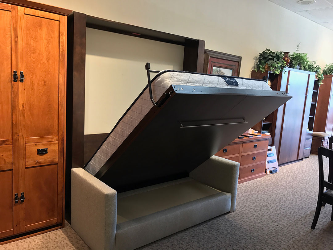 Images For Murphy Beds : Chino hills california wall beds and murphy wilding