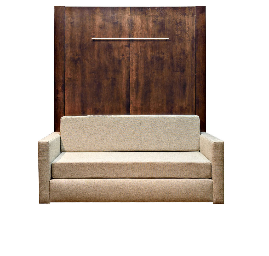 Attirant The Sofa Murphy Bed. Hide Away Desk Bed Large