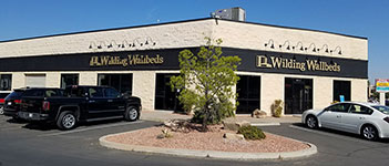 St. George, Utah Showroom