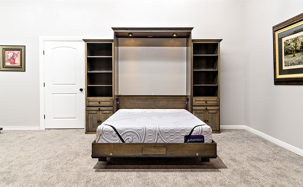 Cape Cod style Wall Bed